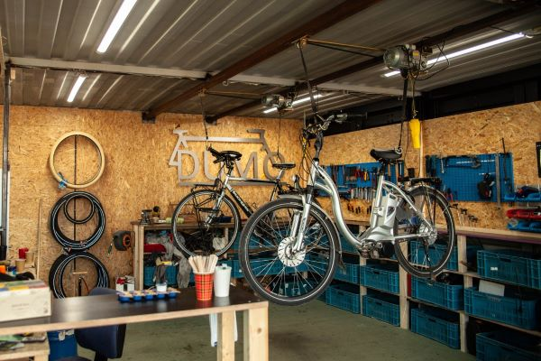 DUMO fietsen Groningen